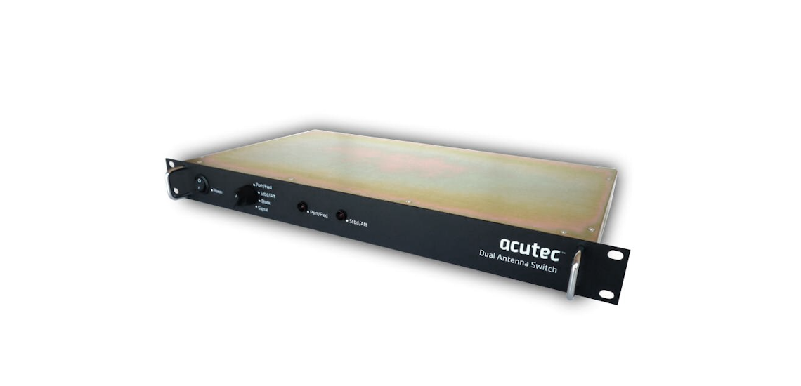 Acutec Dual Antenna Switch